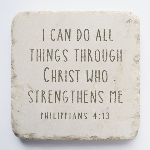 506 | Philippians 4:13 - Twelve Stone Art