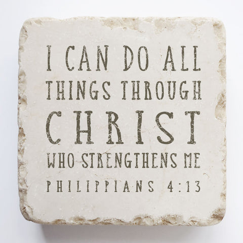 553 | Philippians 4:13 - Twelve Stone Art