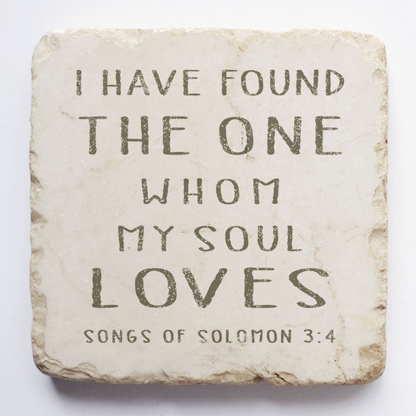 602 | Song of Solomon 3:4 - Twelve Stone Art