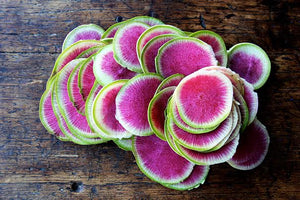 Radish - Chinese Red Meat Watermelon