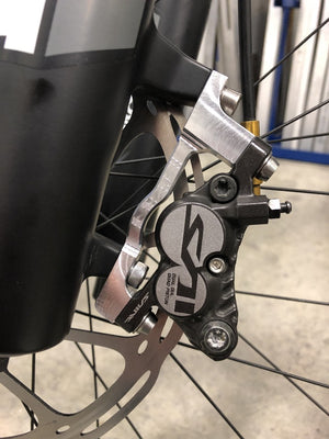 Post Mount Disk Brake Adapter