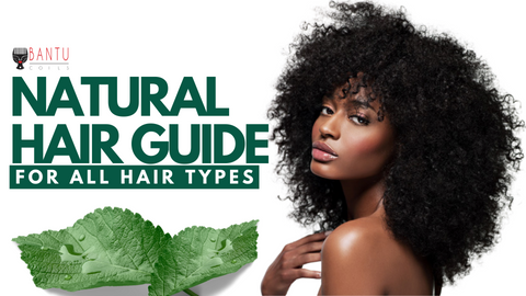 Natural Hair Products for Beginners and Products for 4A 4B and 4C Natural Hair Types