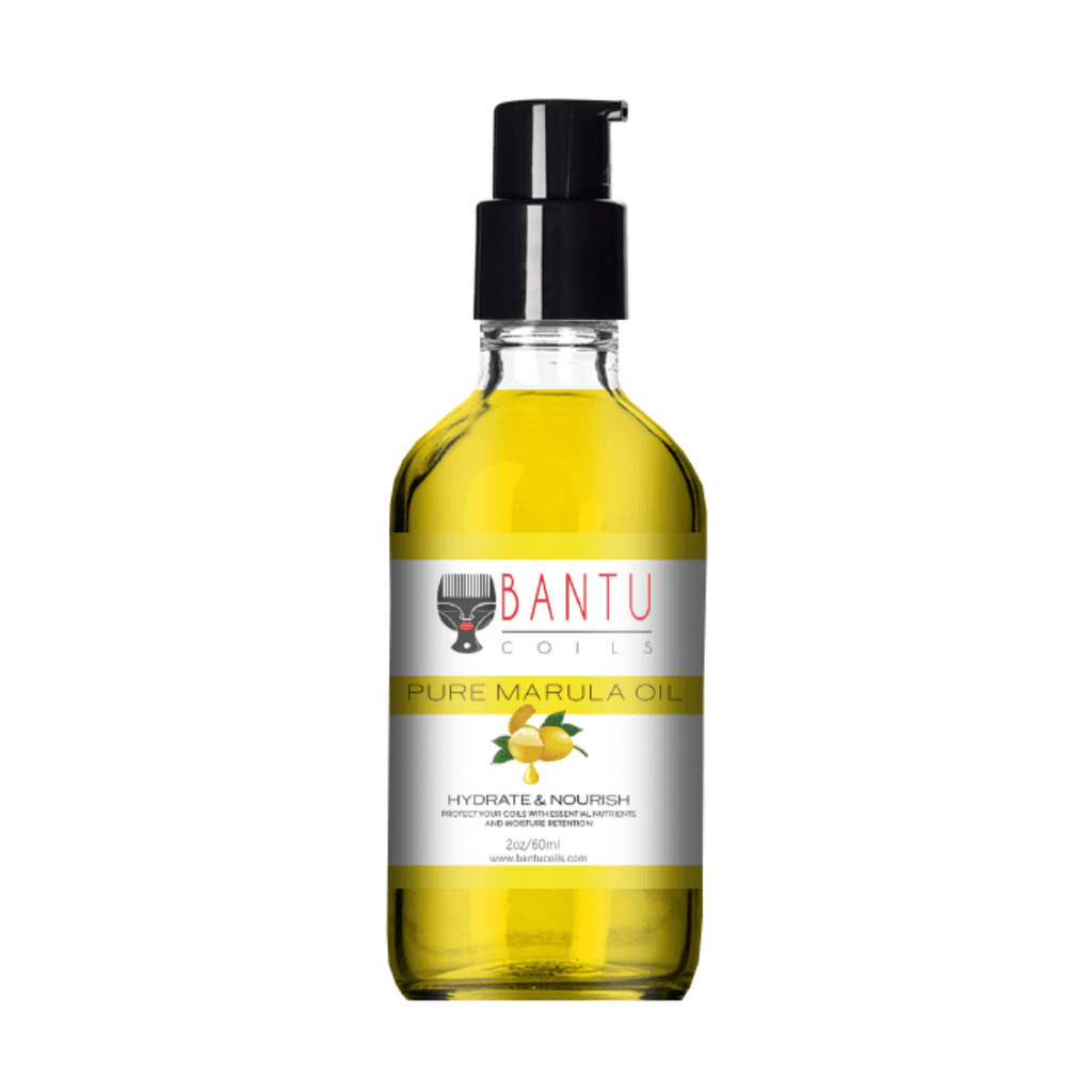 Hydrate and Nourish Pure Marula Oil - Bantu Coils