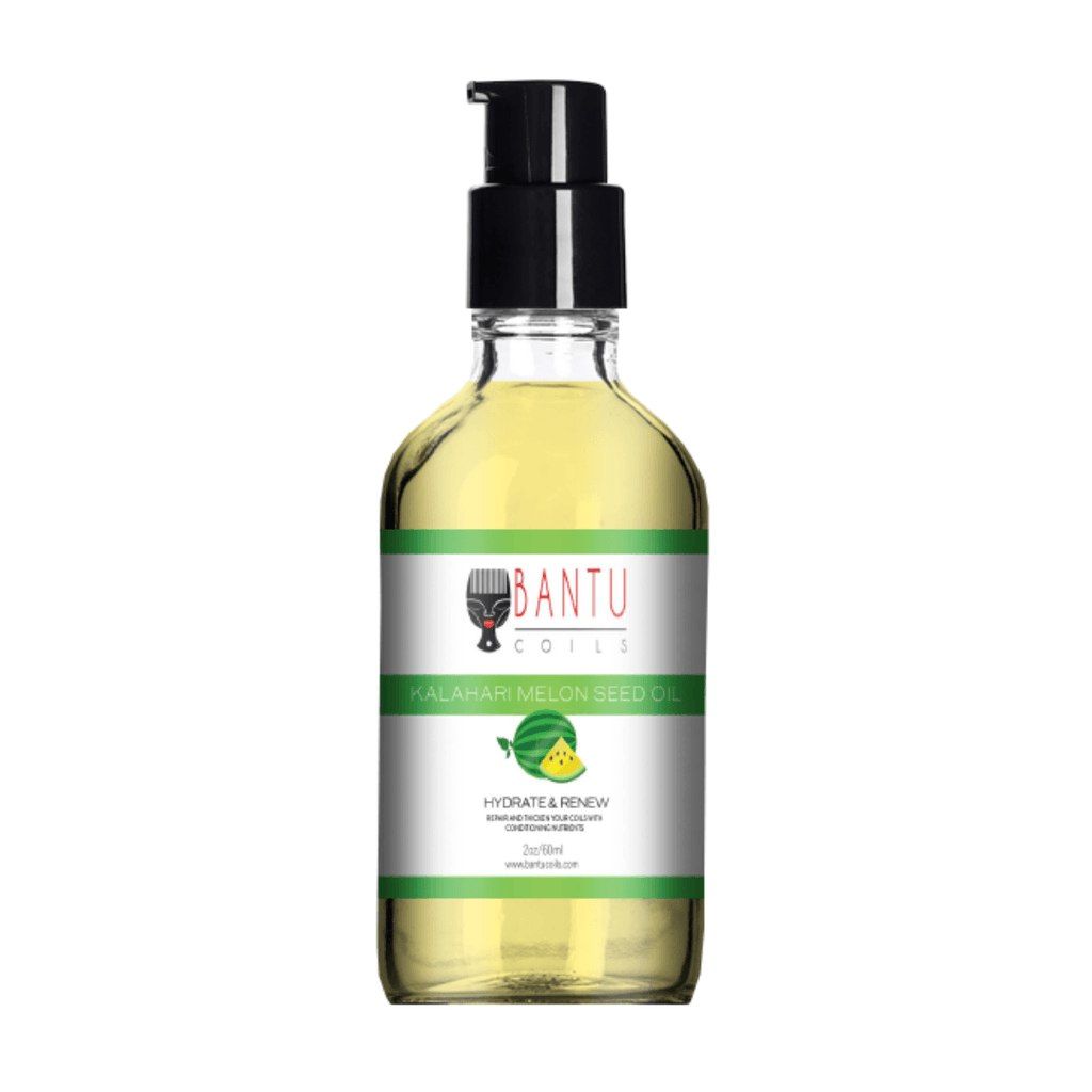 Hydrate and Renew Pure Kalahari Melon Seed Oil - Bantu Coils