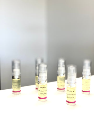 Hyaluronic Acid and Vitamin A 12 x 5ml