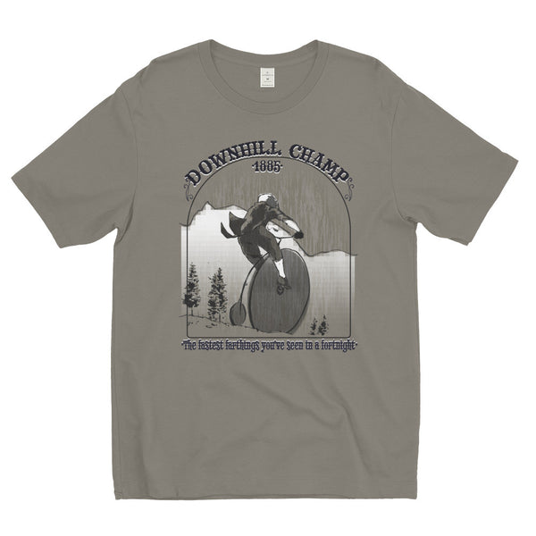 Retired Downhill Champ (new colors added)