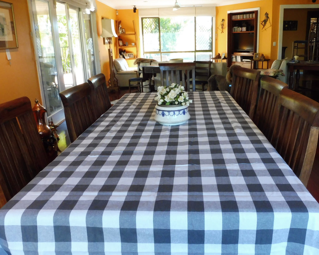 Stop looking - We have Extra Large Tablecloths !!