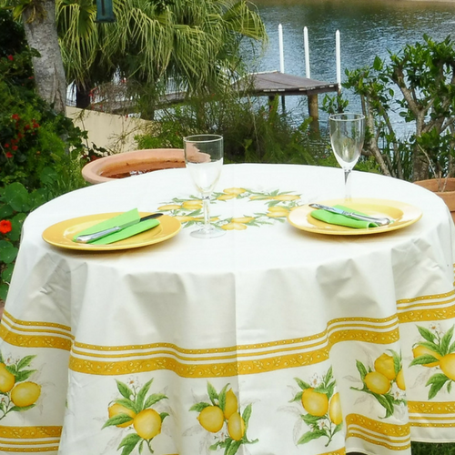 Round Tablecloths Collection