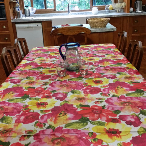 Summer Rose (8-10) Clearance - Gypsy Tableware Designs