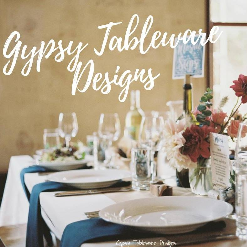 Gypsy Tableware Designs
