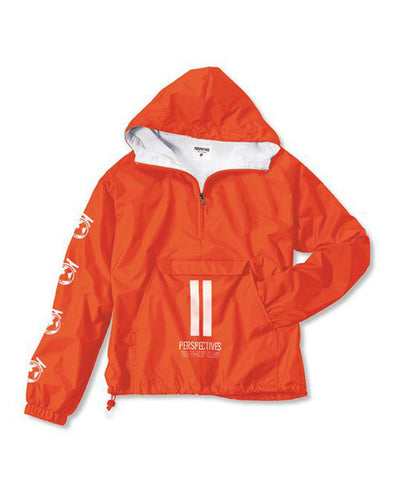 NEW FUTURE JACKET // ORANGE