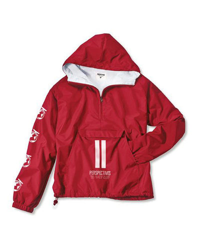 NEW FUTURE JACKET // RED