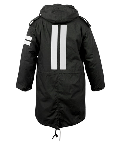Future Lite Parka // Black