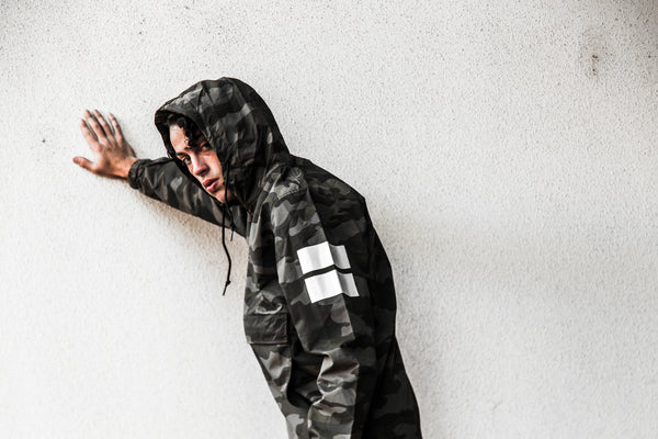 Hidden Future Jacket // Camo