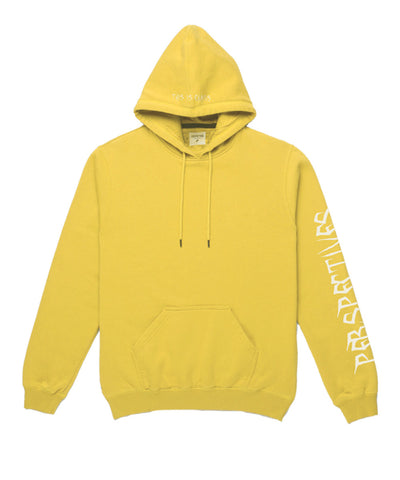 Mind of Chaos Hoodie // Yellow