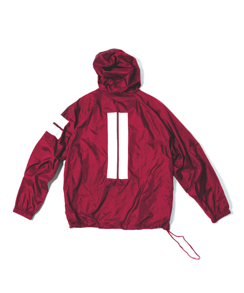 Future Lite Jacket // Red