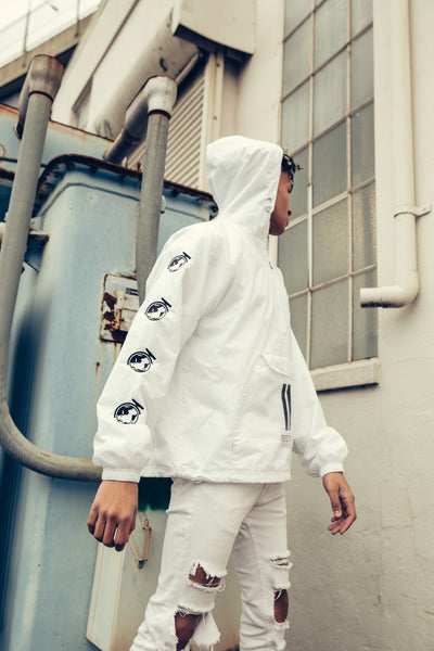 NEW FUTURE JACKET // WHITE
