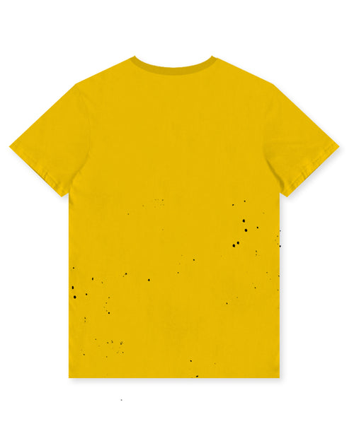 Stand Up Tee // Yellow