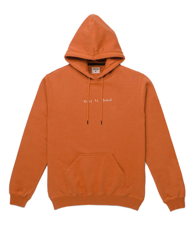 This is Chaos Hoodie // Orange