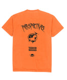 Thrashed Tee // Orange