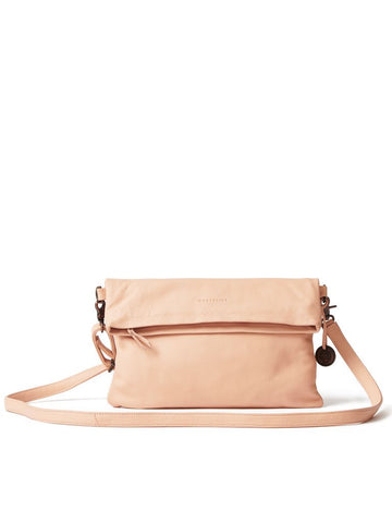 The Garda crossbody clutch