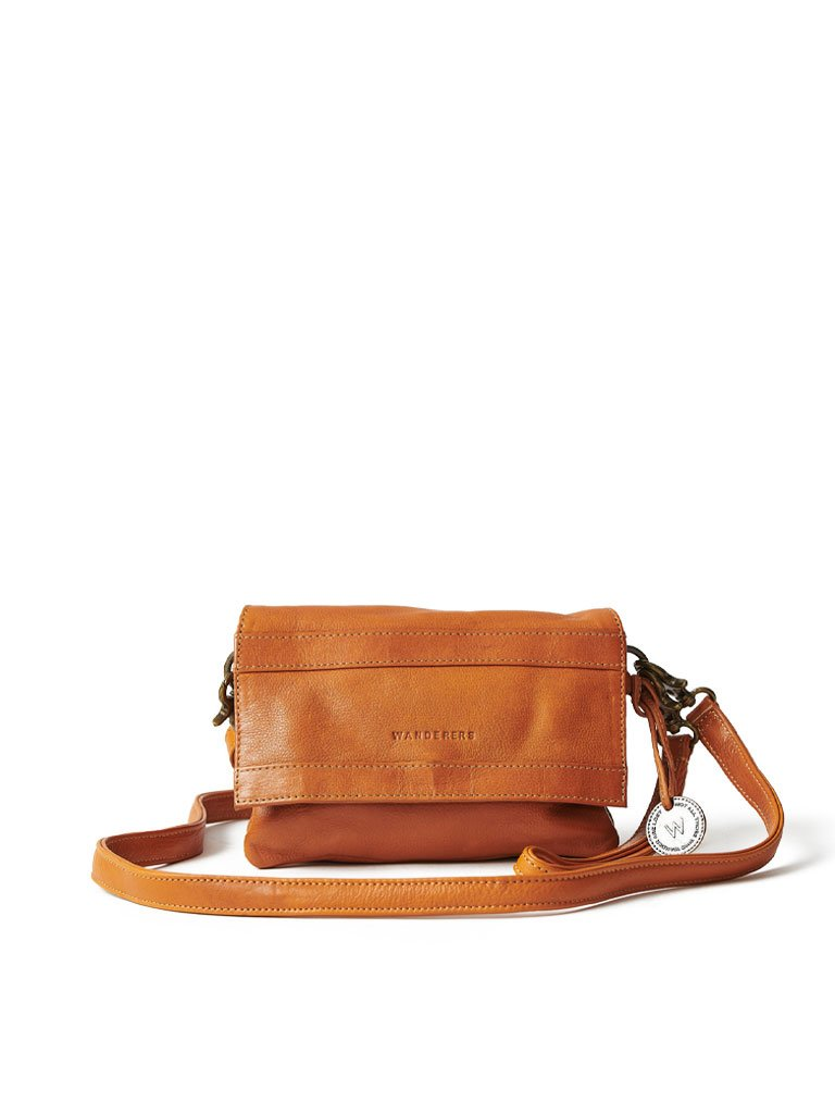 The Siena crossbody clutch