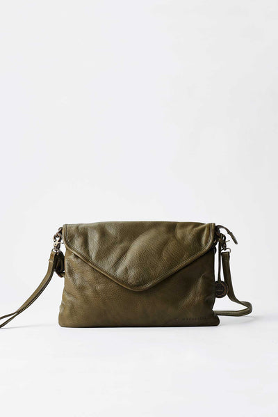 The Marseille Crossbody Clutch