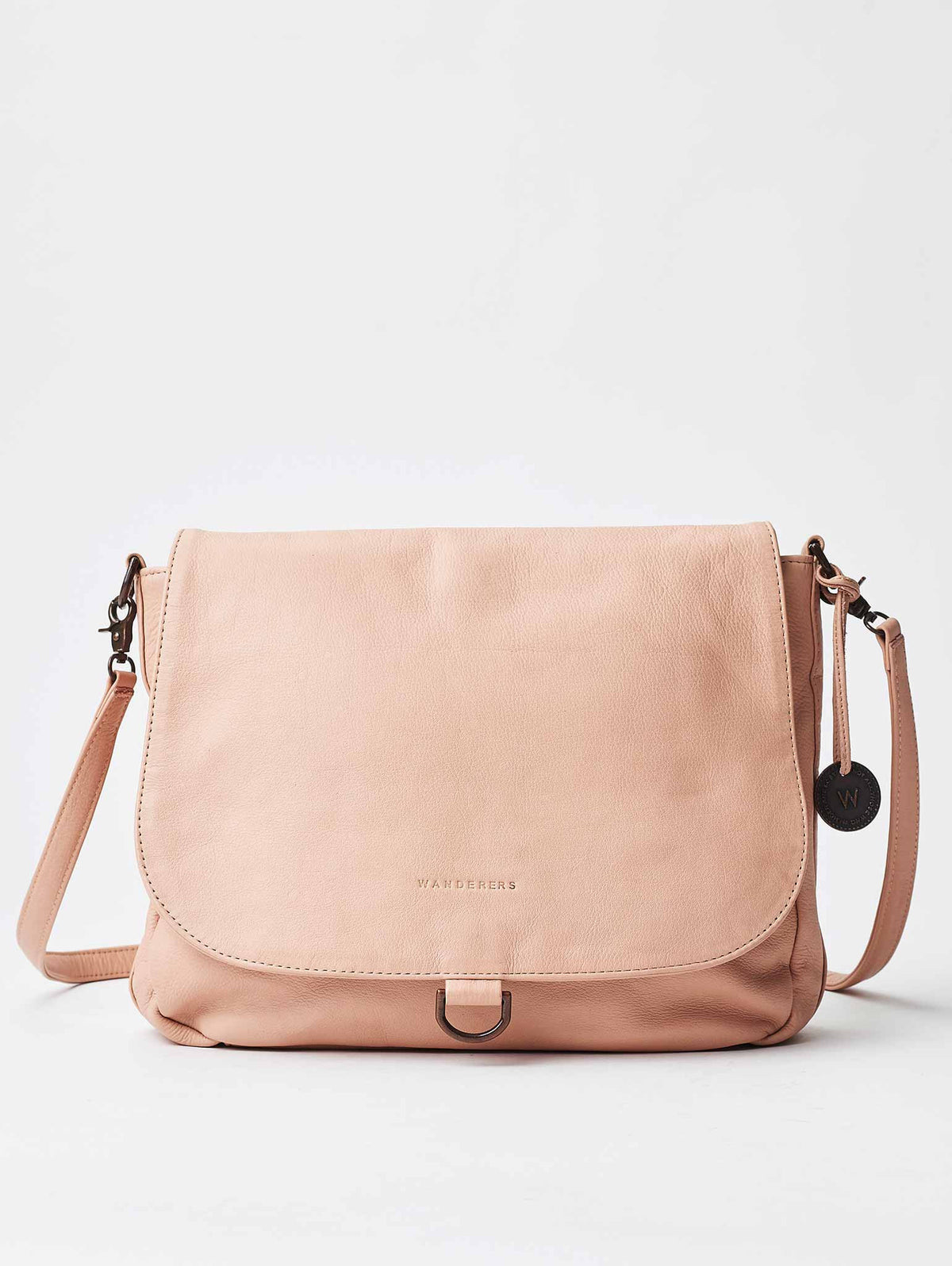 The Munich Crossbody Satchel