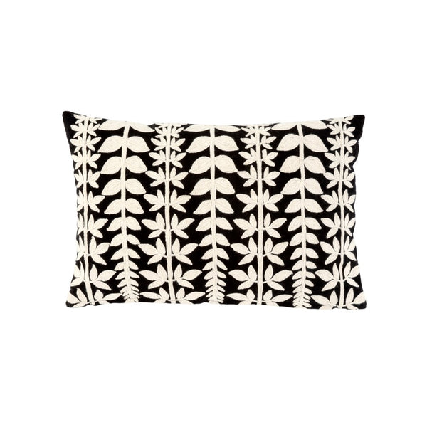 White Vines Pillow