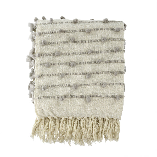 Knot & Weave Throw