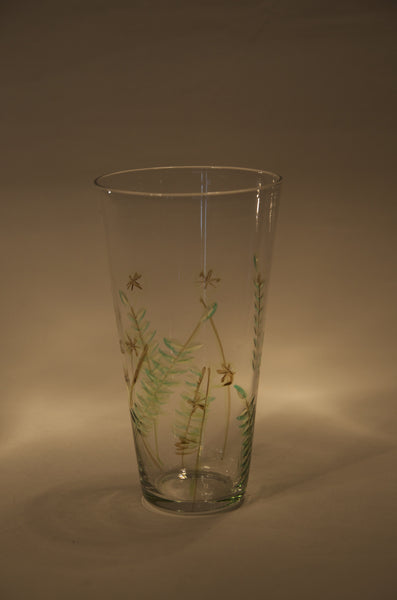 Fern Drinking Glass