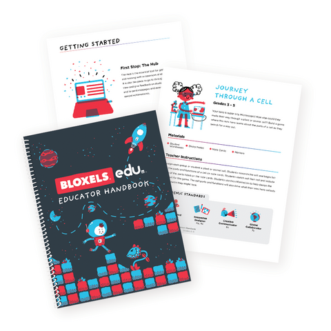 Bloxels EDU Educator Handbook