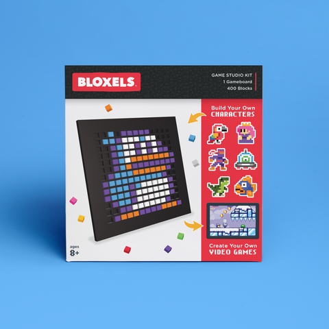 Bloxels Build Your Own Video Games: Official Kit