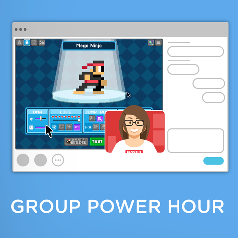 Professional Development: Group Power Hour