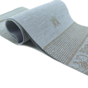 Hand Towel - Royal Bees Light Blue