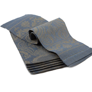 Hand Towel - Nausica Deep Blue