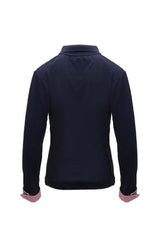 Sandhurst Long Sleeve Polo