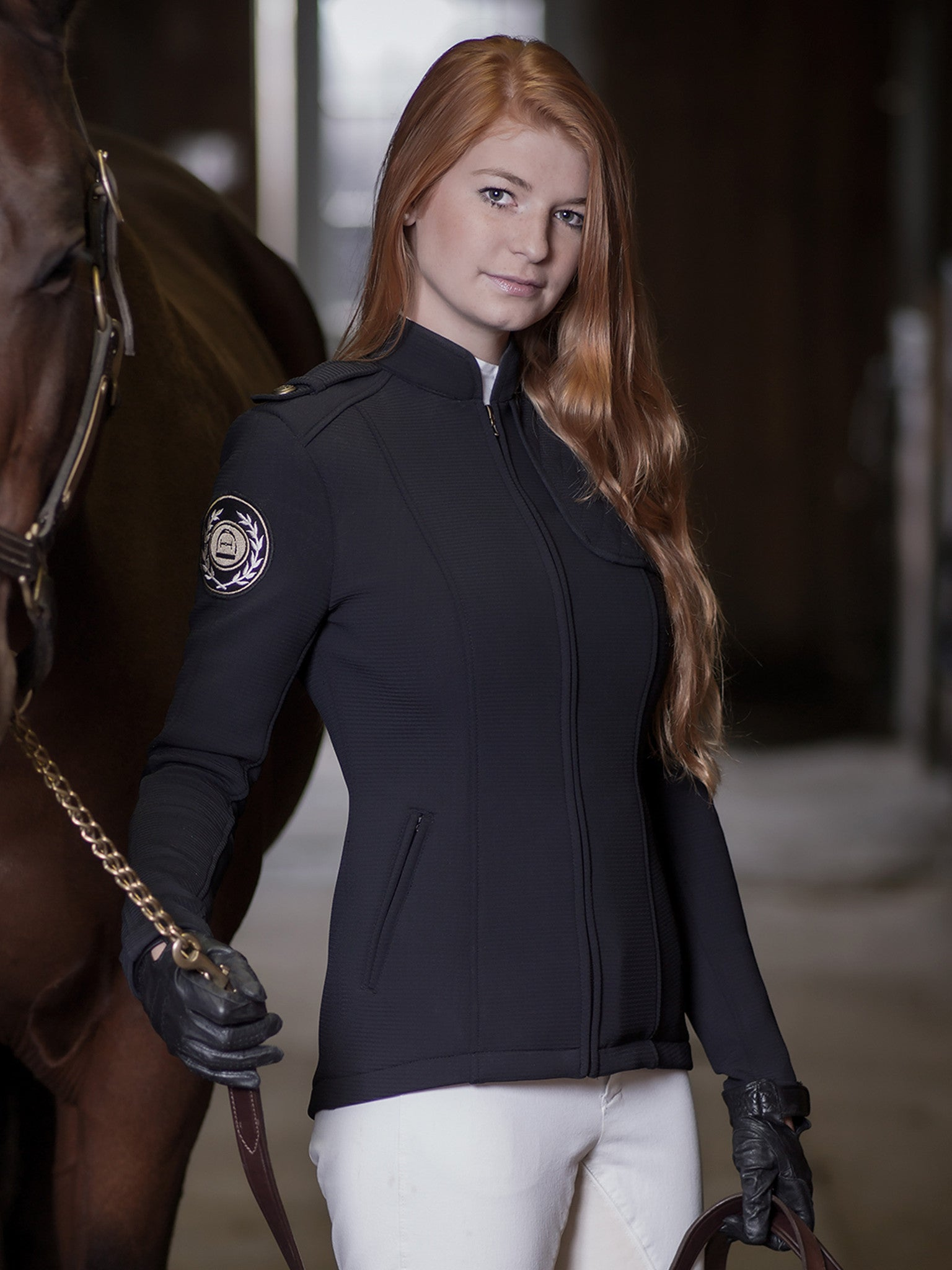 HH1 Equestrian Technical Jacket