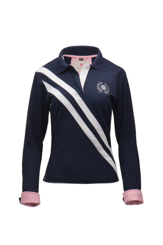 Chelsea Show Shirt with Decadent Liberty Trim