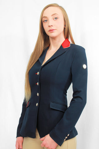 Hacks & Hills Towsey Equestrian Show Jacket