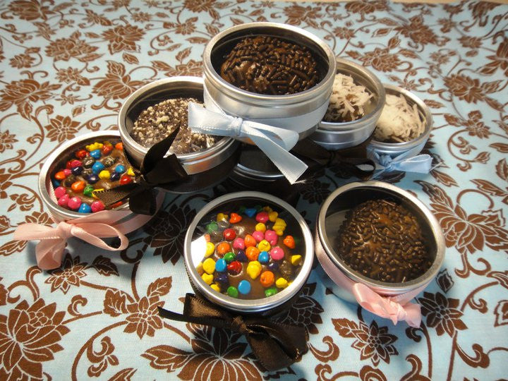 Brigadeiro party favors 25 units