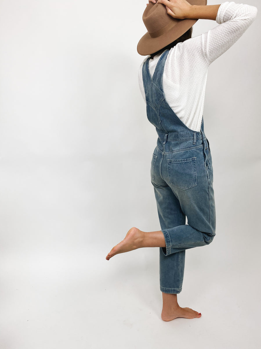 Bentlee Denim Overalls