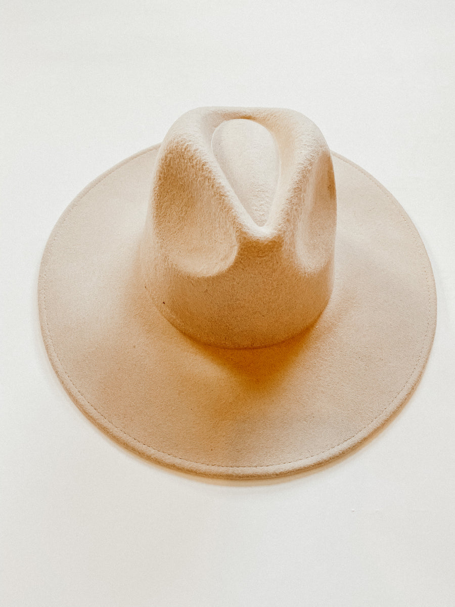 Milo Rancher Hat Tan