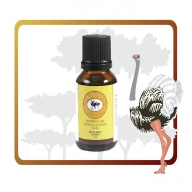 Ostrich Oil Mesra Lavendar 15ml - Moncah Best