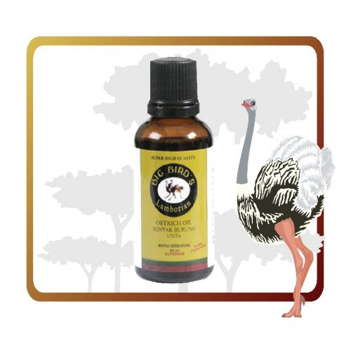 Ostrich Oil Multi Purpose 50ml - Moncah Best