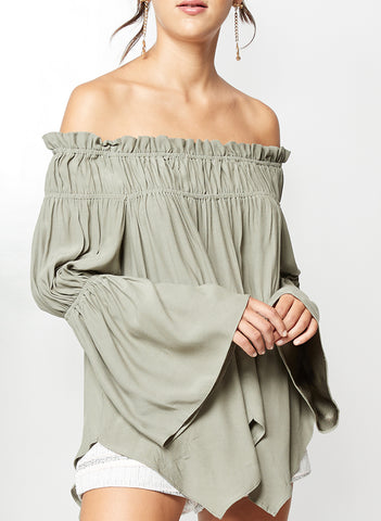 ON YOUR SIDE TUNIC TOP