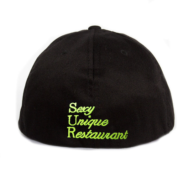 SUR Lime/Black Hat