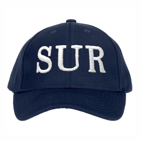 SUR Navy/White Hat
