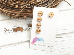 Expression Earring Pack - It Set