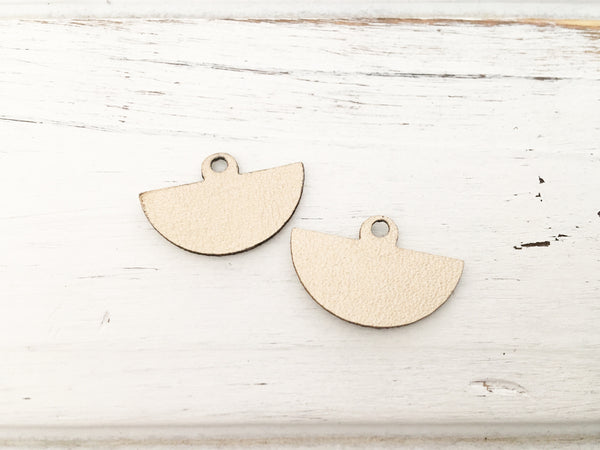 3 Styles in 1 Earrings - Gold